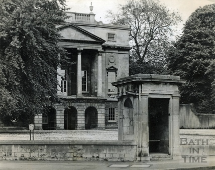 The Holburne Museum c.1972
