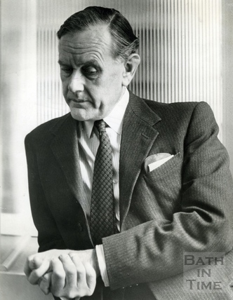Professor Colin Buchanan c. late 1960s