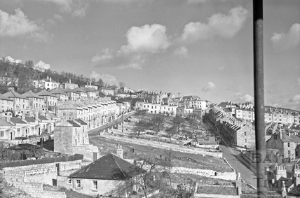 View from Berkley House c.1957