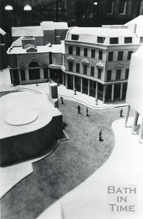 Bath Street, north side, Nov 1985