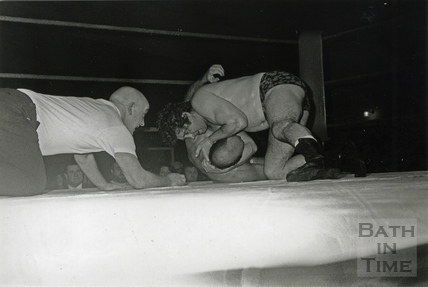 Wrestling in the Pavilion, March 1971