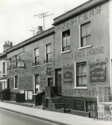The Royal Oak, Pulteney Road, Widcombe c.1930?