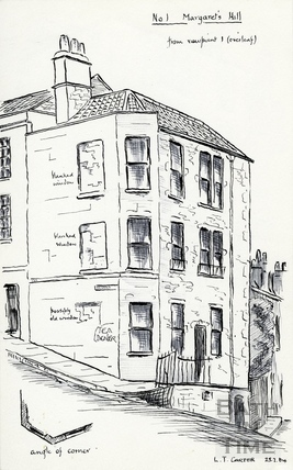 No 1 Margaret's Hill 25 Feb 1964