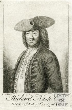 Richard Beau Nash (1674 - 1762)
