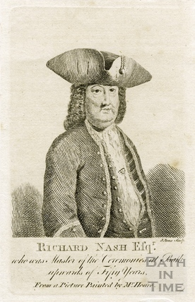 Richard Beau Nash (1674 - 1762)