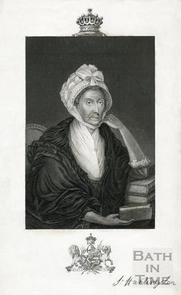 Selina Hastings, Countess of Huntingdon (1707 - 1791)