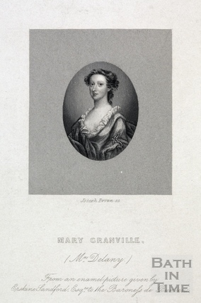 Mary Granville (Mrs Delany), (1700 - 1788)
