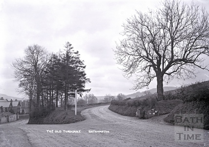 The Old Turnpike, Bathampton, near Bath, c.1910s