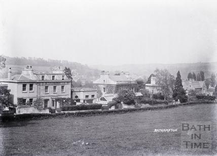 Bathampton Lane c.1920s