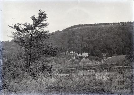 Warleigh Manor c.1920