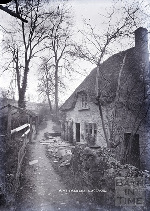Watercress Cottage, Farleigh Hungerford c.1910s