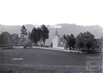 St Mary's Church, Limpley Stoke, near Bath, c.1910s