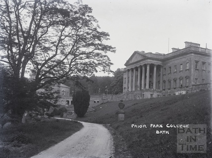 Prior Park College, Bath c.1910s