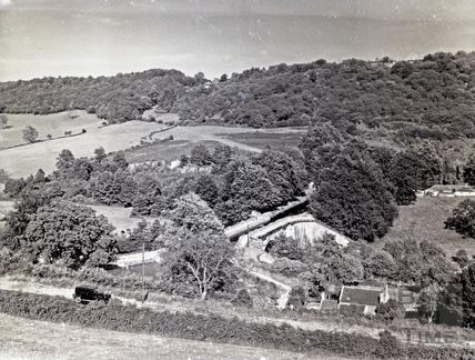 Dundas Aqueduct, June 1934