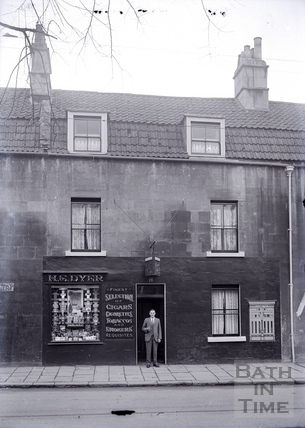 Harry S. Dyer, 13 St Georges Place, Upper Bristol Road, c.1930s