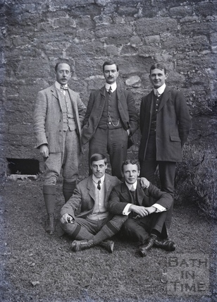 Group at Exeter 1905
