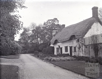 Unknown cottage c.1920
