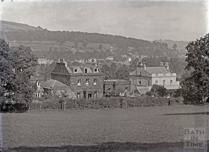 Bathampton Lane c.1920s