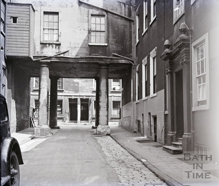 Sydney House, Pierrepont Street, Bath, c.1920s