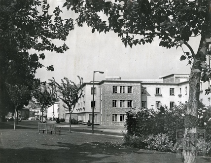 Green Park House Retirement Flats, Green Park Road c.1960s