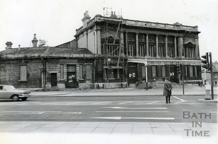 Green Park Station 28 May 1974