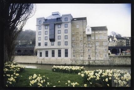 Waterside House, Lower Bristol Road, 28 April 1992