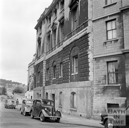 The Old Prison, Grove Street 15 Sept 1965