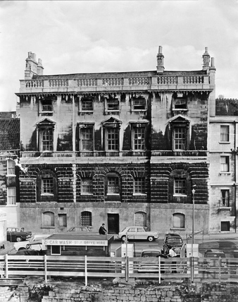 The Old Prison, Grove Street c.1965