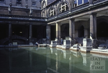 The Roman Great Bath 1965