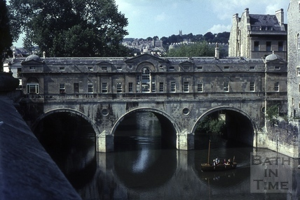 Pulteney Bridge 1965