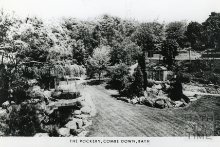 The Rockery, Combe Down, c.1920s