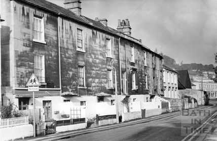 St Johns Road 1969
