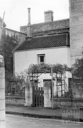 Ivy Cottage, St Johns Road 1969