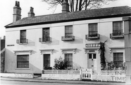 St Johns Road, the 'Dolls House' 1969