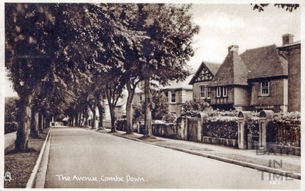 The Avenue, Combe Down c.1920