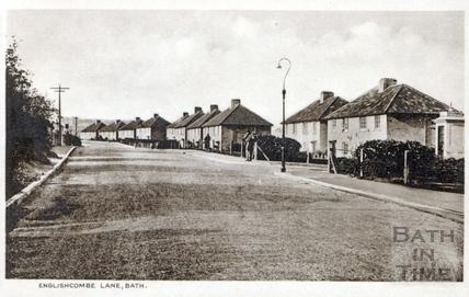 Englishcombe Lane c.1930
