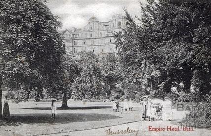 Empire Hotel 1905