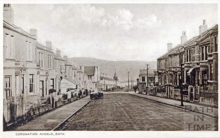 Coronation Avenue c.1930