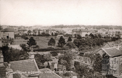 Williamstowe & General View, Combe Down c.1930s