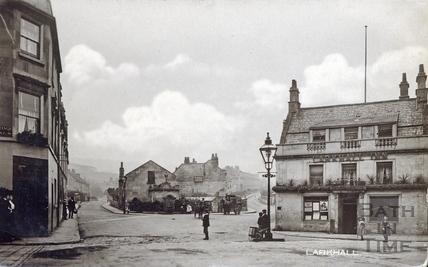Larkhall Inn, Larkhall c.1900