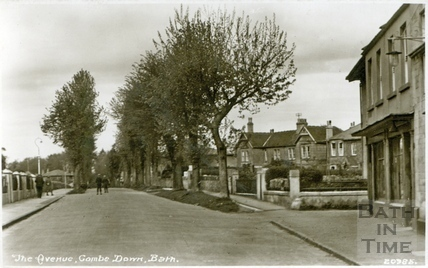 The Avenue, Combe Down c.1930