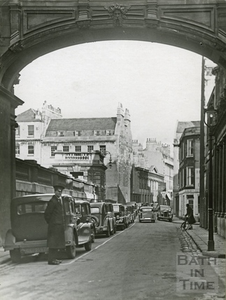 York Street looking East c.1930s