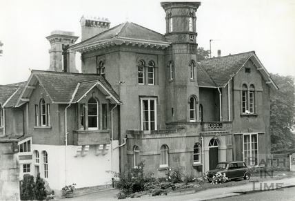 Glen Avon Lodge, Sion Road 1969