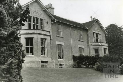 Alma and Glanworth, Sion Road, 1969