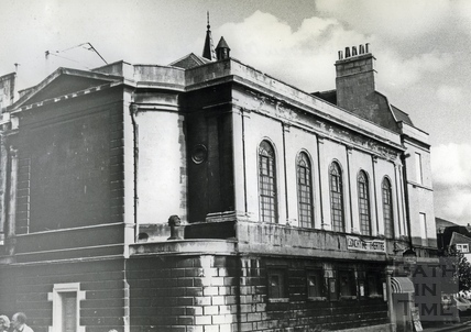 The former Unitarian Chapel, Trim Street, 1982