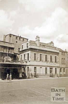 Beau Nash's house, Sawclose c.1930s