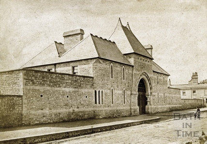 Drill Hall, Lower Bristol Road, c.1890