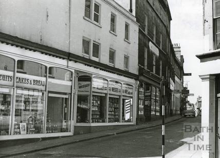 Upper Borough Walls 1964