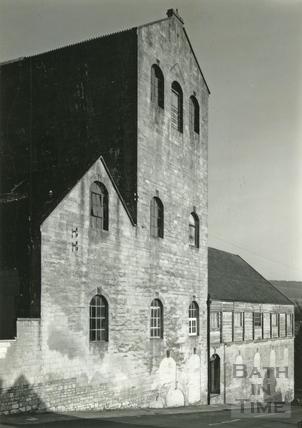 Old Brewery, Bathampton / Batheaston June 1989