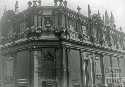 The King and Queens baths, York Street c.1950s